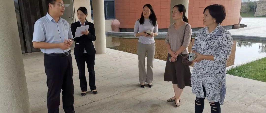 省级创标专家组对宝丰县创建旅游标准化示范县工作进行模拟考核(三)