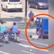 宜宾14岁少年被父母逼去碰瓷20多次,致全身受伤,颅骨骨折!