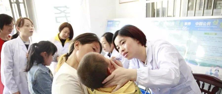 文明实践在金寨!义诊活动为村民送上健康大礼包