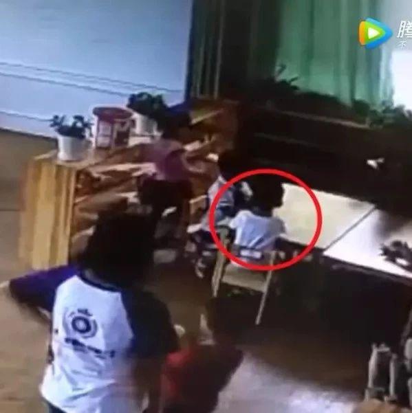 4岁男童在幼儿园突然身亡,看完监控里夺命几分钟...母亲崩溃大哭!