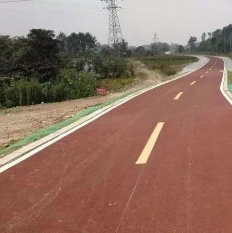 四川首条封闭式自行车高速路来了!全长12公里,一路吃喝玩乐!