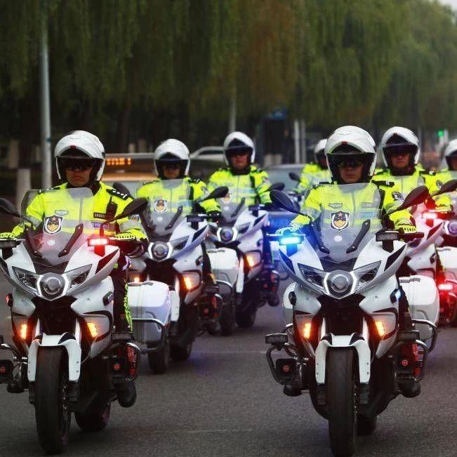 """公告!威尼斯人注册交警大队""""铁骑中队""""威尼斯人注册40人!"""