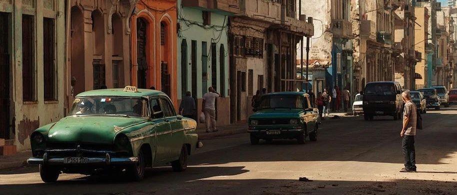 舒适的色彩|EricVanNynatten镜头里的哈瓦那