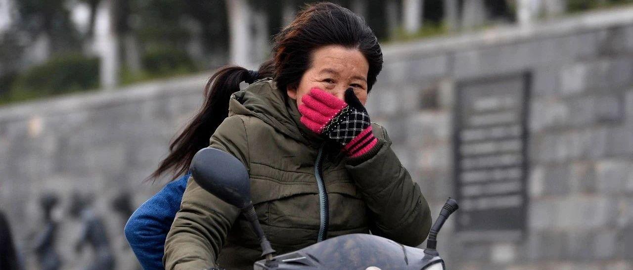 枝江人注意!寒潮又来了!大降温+雨+雪!