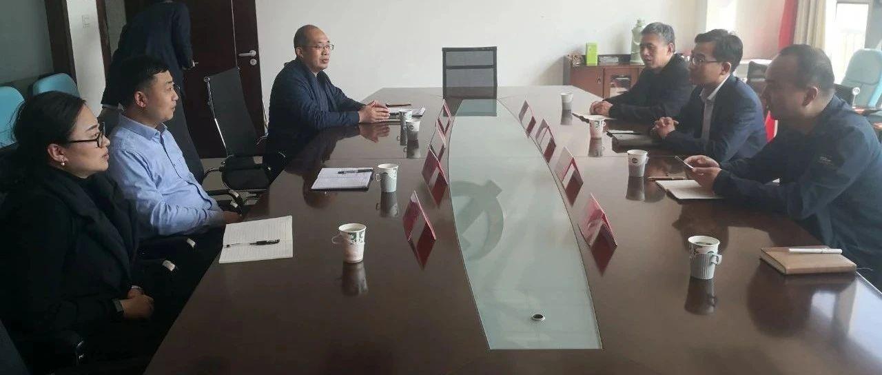 广饶县水利局赴寿光市考察学习自备井排查整治工作
