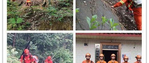 泸县综合应急救援大队前置执勤强化森林防灭火工作全面进行中