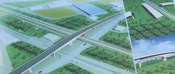 济宁火炬路跨线桥工程将于9月底竣工通车