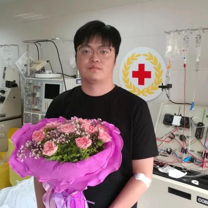 昆山市第62位造血干细胞志愿者成功捐髓!