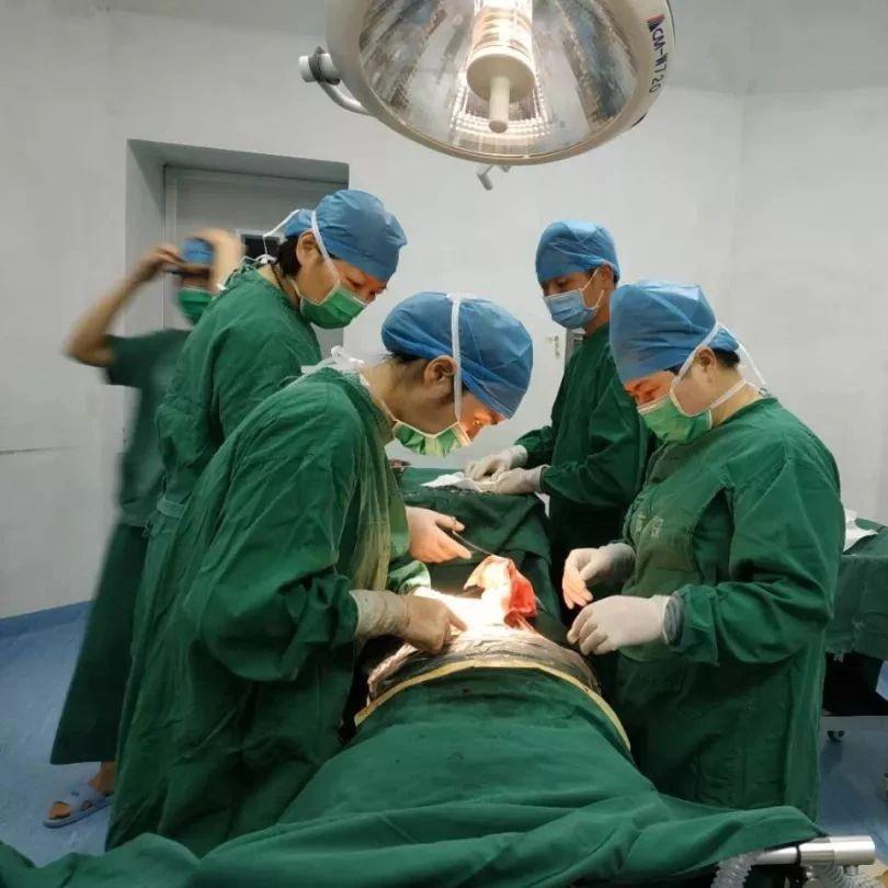 萍乡妇幼保健院成功同时抢救两例子宫大出血孕妇