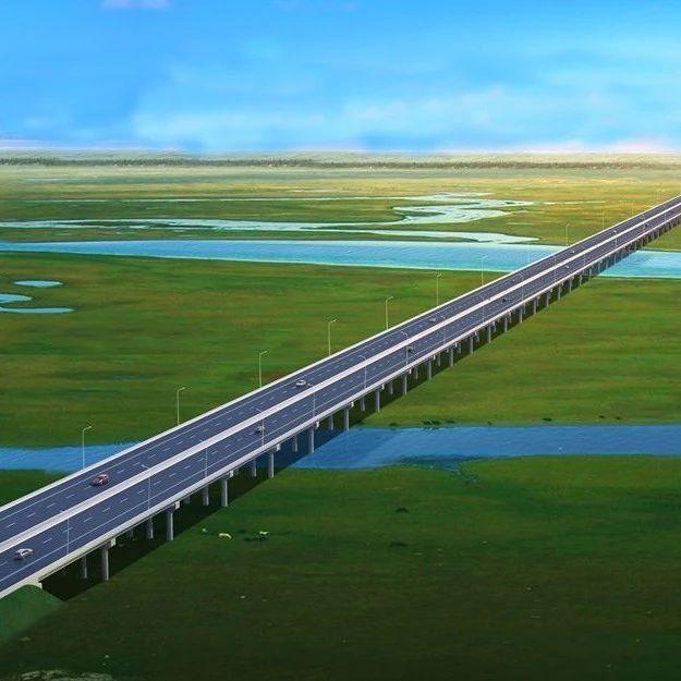 总投资约11.04亿,阜南这条省道即将开通!