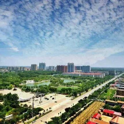 喜讯!bwin必赢手机版官网通过河北省级园林城市复查,祝贺家乡!