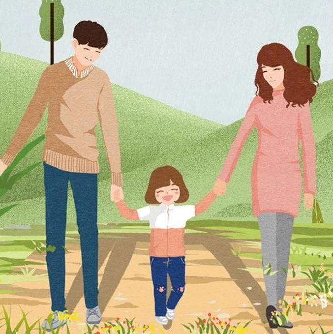 """家庭的氛围决定孩子未来的幸福!这3""""高"""",让你的家更融洽"""