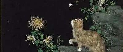 同样是撸猫,老祖宗可是冒过生命危险的!