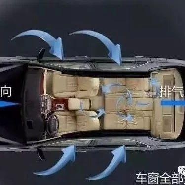 【车知识】车窗怎么开省油又凉快?