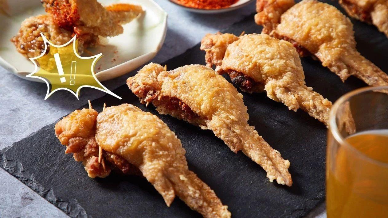 鸡翅新吃法,你绝对想不到!