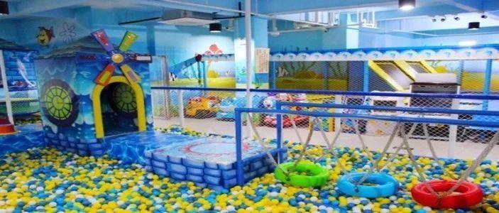 嗨皮!内乡新开一家超大的儿童主题乐园!