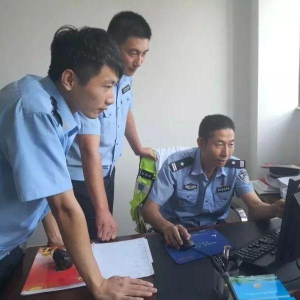 给2018世界投注网交警点赞!进来看看交警如何追查鲁EAA513白色江淮!