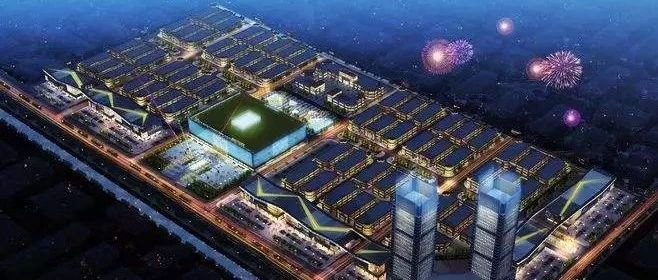 广饶将新建一处市场,面积超大市场即将来临...