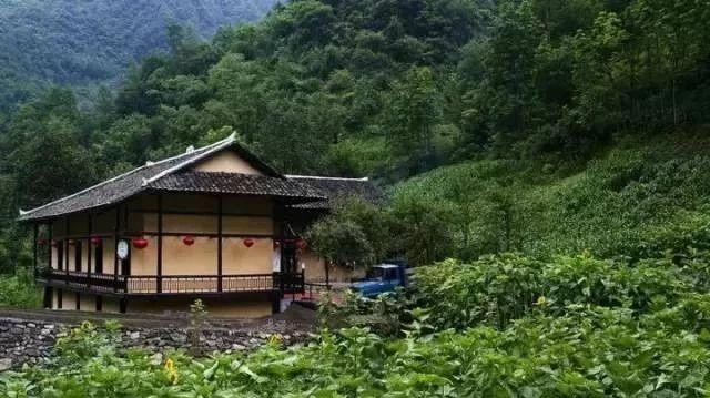 奉节有5个乡镇入围重庆100名清凉乡镇