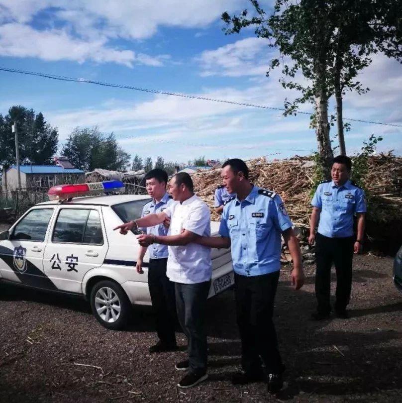 【城事】白城市洮北警方抓捕一潜逃17年的命案逃犯