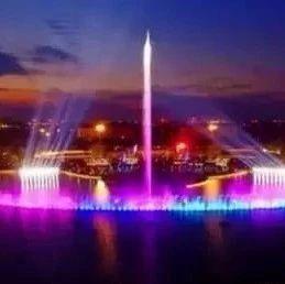 【关注民生】澳门金沙城中心鹤鸣湖音乐喷泉播放时间说明,这次不会错过了!