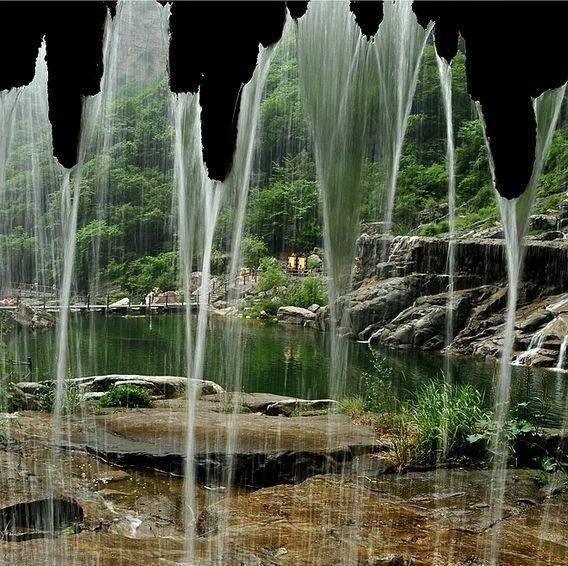 【城事】白城某小�^�@�F水�洞,居民�f,都能洗澡了...