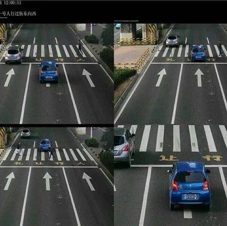 【城事】白城人速看!曝光20辆机动车不礼让斑马线车辆信息,已经被省交警总队点名!
