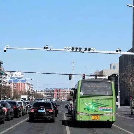 【城事】白城市区新增一批高大上的新交通设施,你发现了吗?