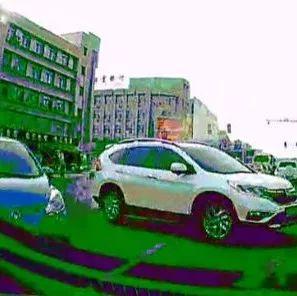 【城事】白城司机行车记录仪拍下的惊悚画面!