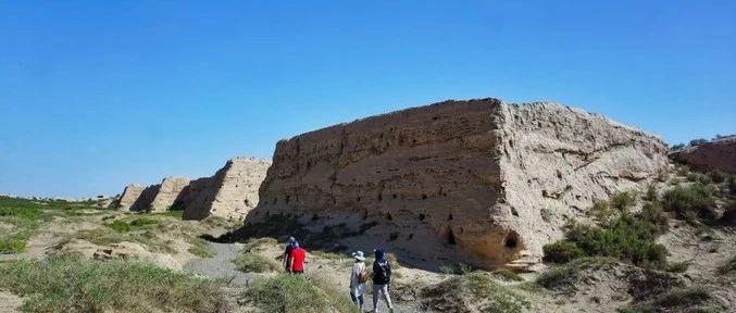 锁阳城―保存最完整的唐代军事重镇