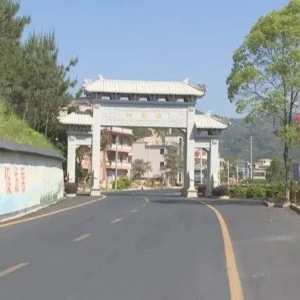 揭西这个村全面推进生态宜居美丽乡村示范村建设,吸引了不少游客前来观光
