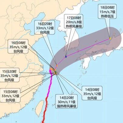 我市结束防台风Ⅳ级应急响应