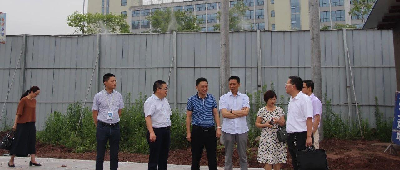 【关注】县人大调研卫健系统招商引资及项目建设情况