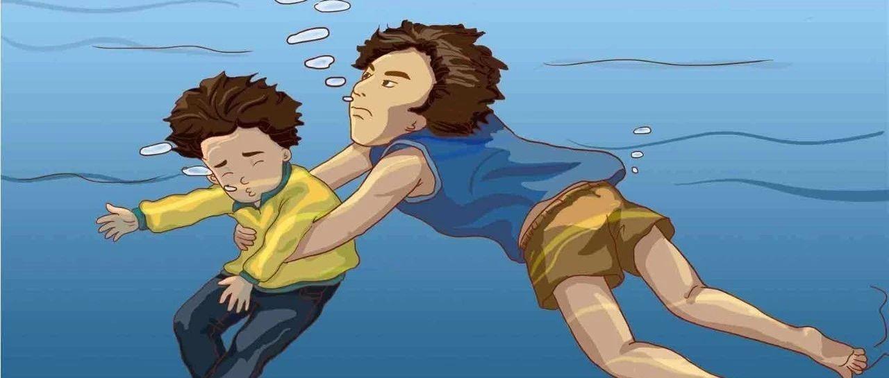 男童跌入海中!身边人都在想办法救援!结果…给天津爷们儿点赞!(附暑期安全提示)