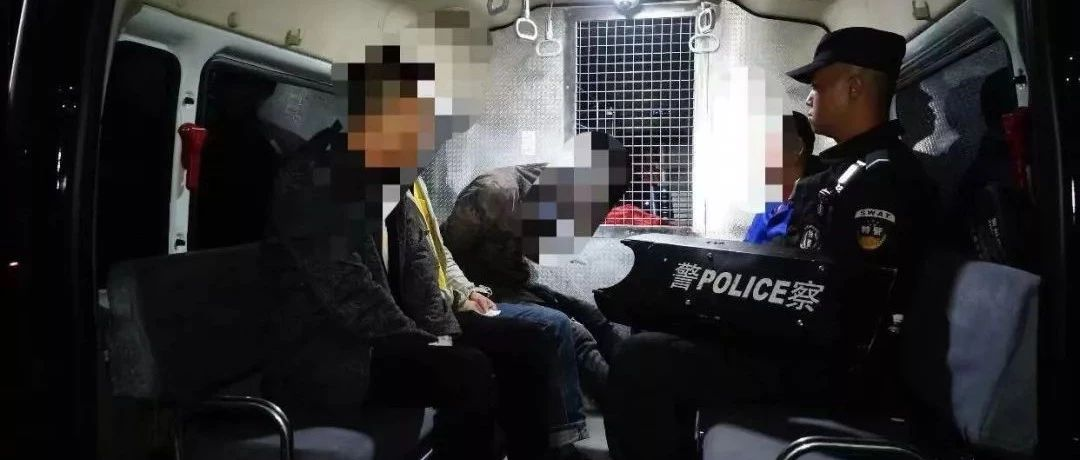 绵阳安州警方凌晨突击,一举打掉这个生猪注水窝点,现场触目惊心!
