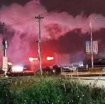 湛江:造纸厂焚烧塑料垃圾,排放浓烟,环保局责令停业整改!
