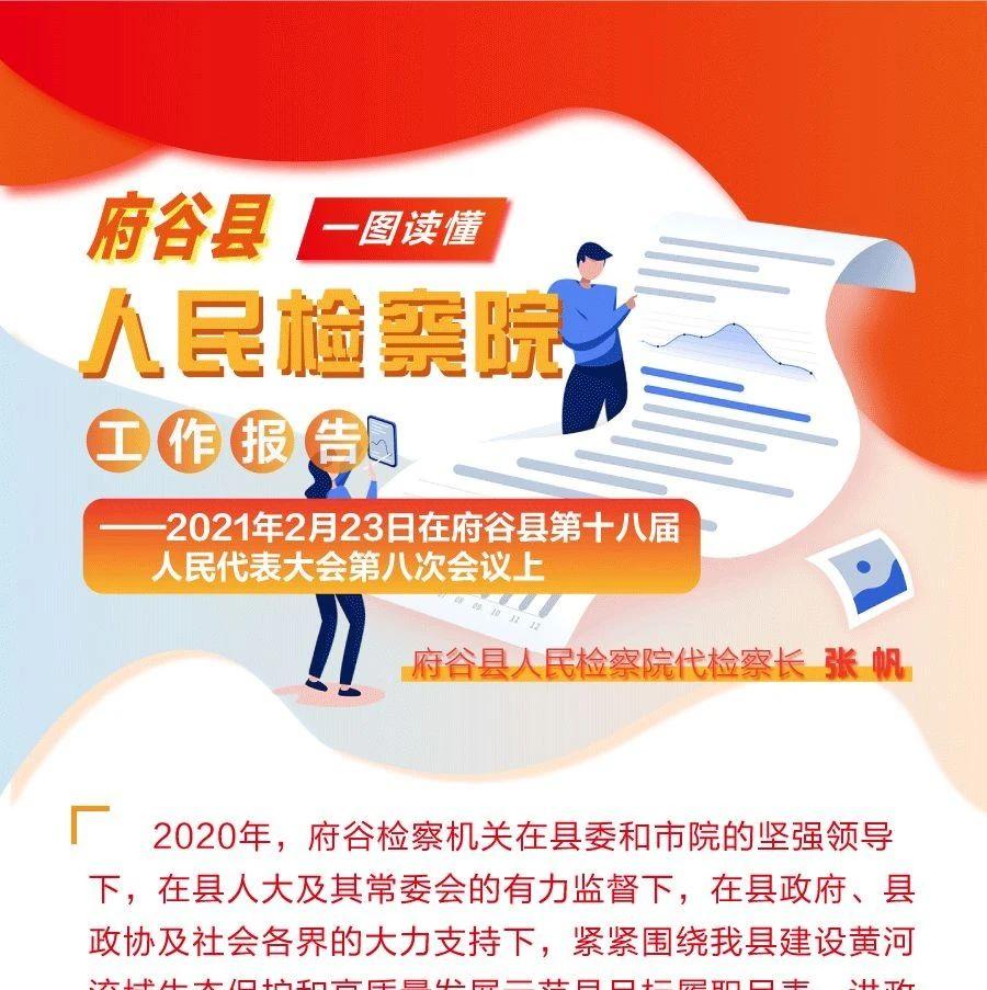 图解府谷县人民检察院工作报告