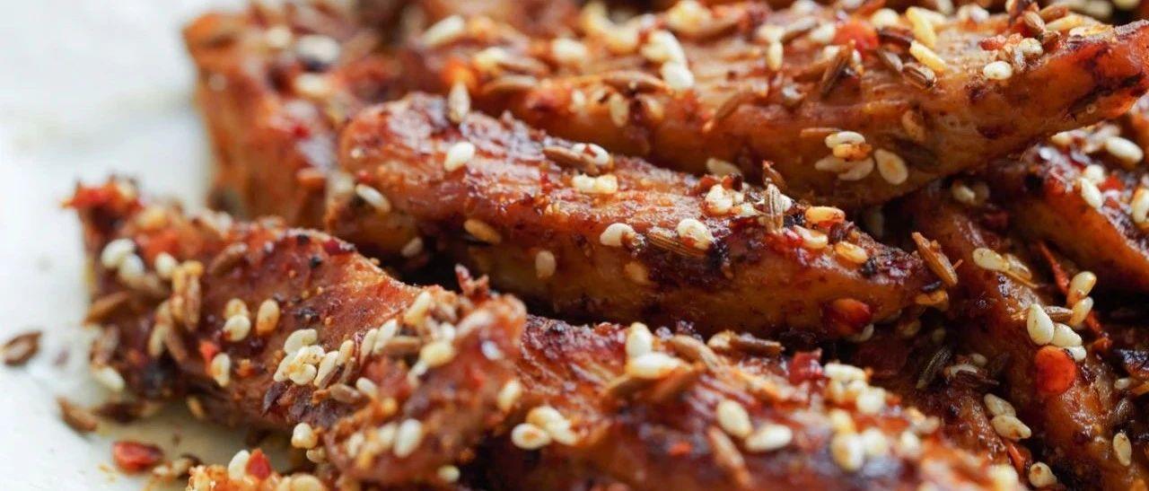低脂鸡胸肉,如何做得比烧烤还好吃?