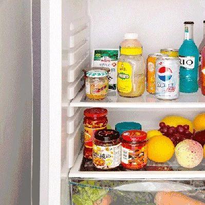 冰箱里的�鋈舛嗑镁筒荒艹粤耍勘�箱用�e了,食物�牡母�快!