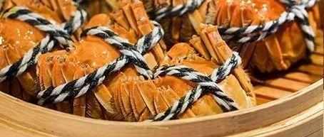 吃大闸蟹的季节来了!黄国路这家菜品上新,仅49.9元享受……