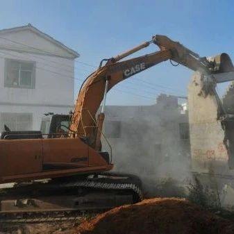 还有人敢违建楼房?廉江又开始拆违建了……