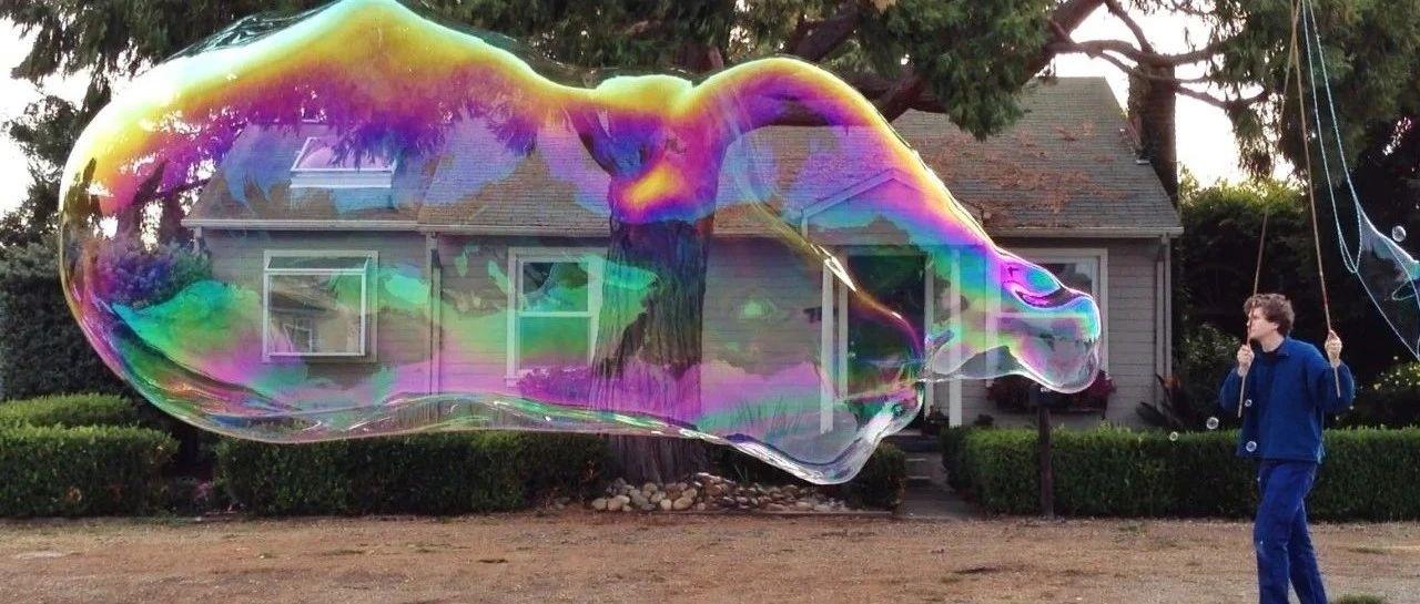 @大悟人:��得你童年�r�槭裁从孟��精配成的泡泡水吹不出很多泡泡?