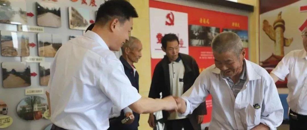 一次下访,3村民退了赴京上访火车票――胡爱民一行武穴市接访侧记