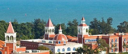 中��最美的十座海�I城市