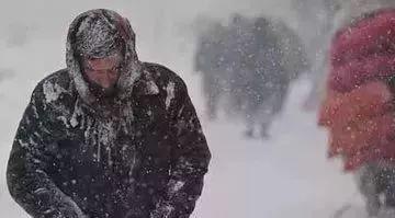 汉寿首个寒潮预警发布!最低气温将下降8~10℃!还有这些事要注意啦