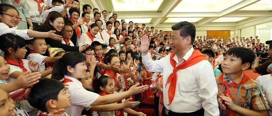 从小学先锋、长大做先锋:武穴实验二小师生学习习近平致中国少年先锋队建队70周年的贺信