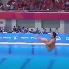 武穴话666:爆笑解说菲律宾跳水,这解说绝对满分!