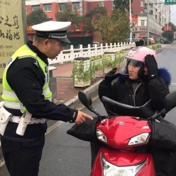@金寨人 注意啦!摩托车交通违法专项整治开始了!