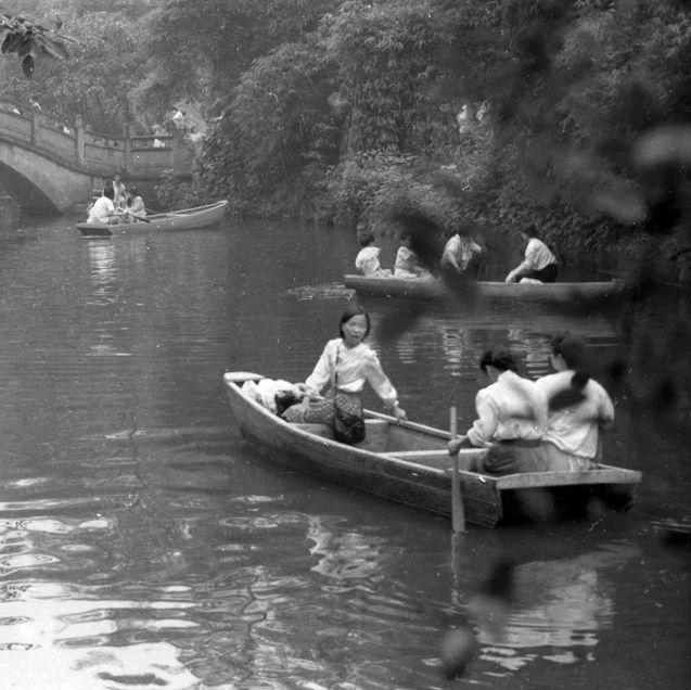 内江人民公园六十年:那些历历在目的前尘往事