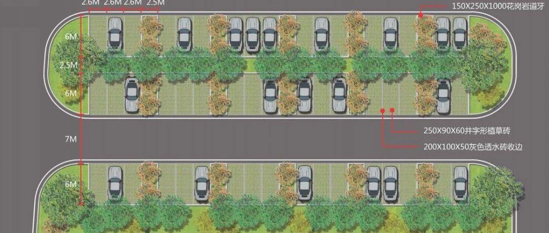 襄阳新增一座大型停车场,可停682辆车!